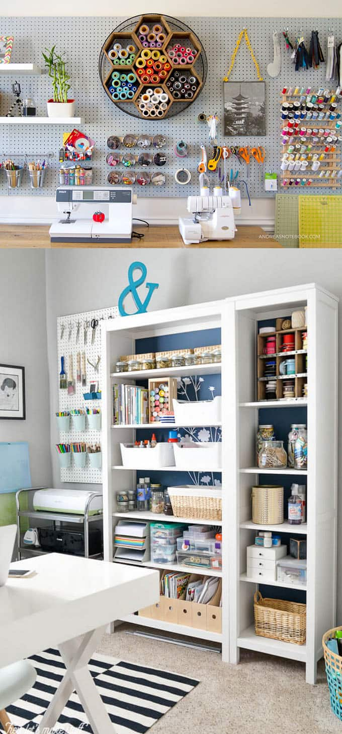 A workshop or craft room deserves the