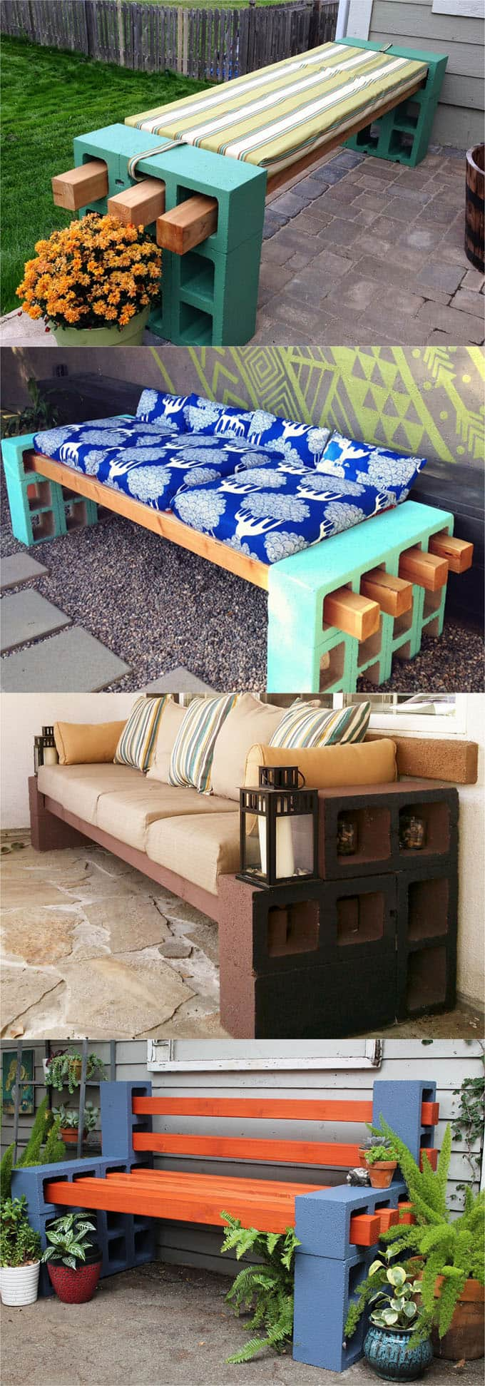 Swell 21 Gorgeous Easy Diy Benches Beginner Friendly Tutorials Gmtry Best Dining Table And Chair Ideas Images Gmtryco