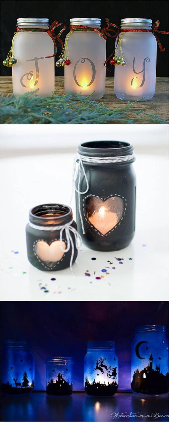 Diy Mason Jar Lights 25 Best Tutorials Kits Supplies Page 2