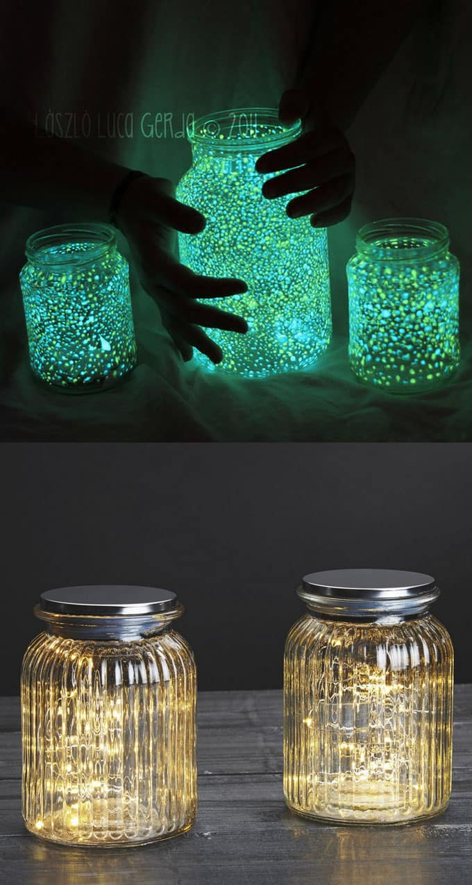 DIY Mason Jar Lights 25 Best Tutorials Kits Supplies
