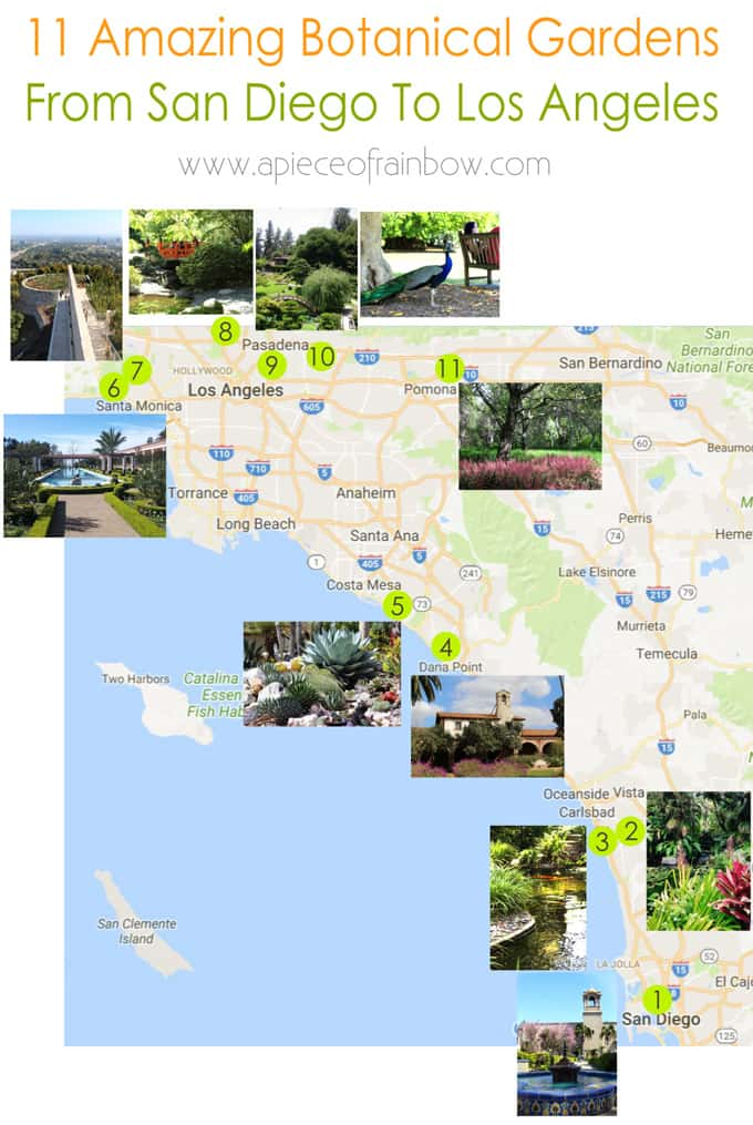 Visit California 11 Magnificent Botanical Gardens From San Diego To Los Angeles Page 2 Of 2