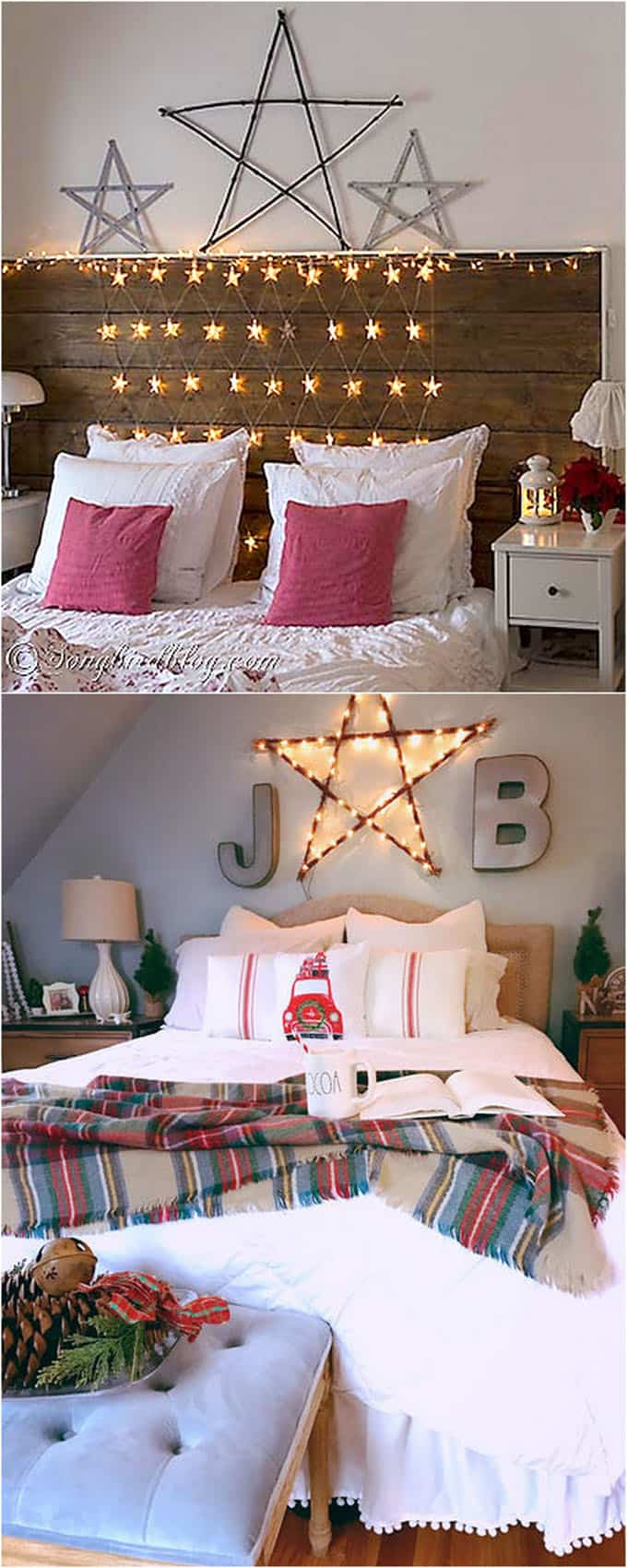 100 favorite christmas decorating ideas every room apieceofrainbow 10 - 100+ Favorite Christmas Decorating Ideas For Every Room in Your Home : Part 2