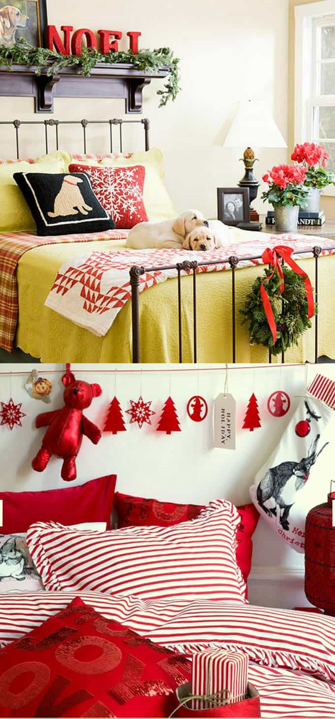 100 favorite christmas decorating ideas every room apieceofrainbow 11 - 100+ Favorite Christmas Decorating Ideas For Every Room in Your Home : Part 2