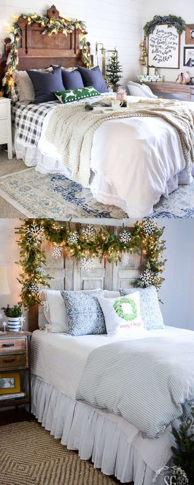 100 favorite christmas decorating ideas every room apieceofrainbow 13 - 100+ Favorite Christmas Decorating Ideas For Every Room in Your Home : Part 2
