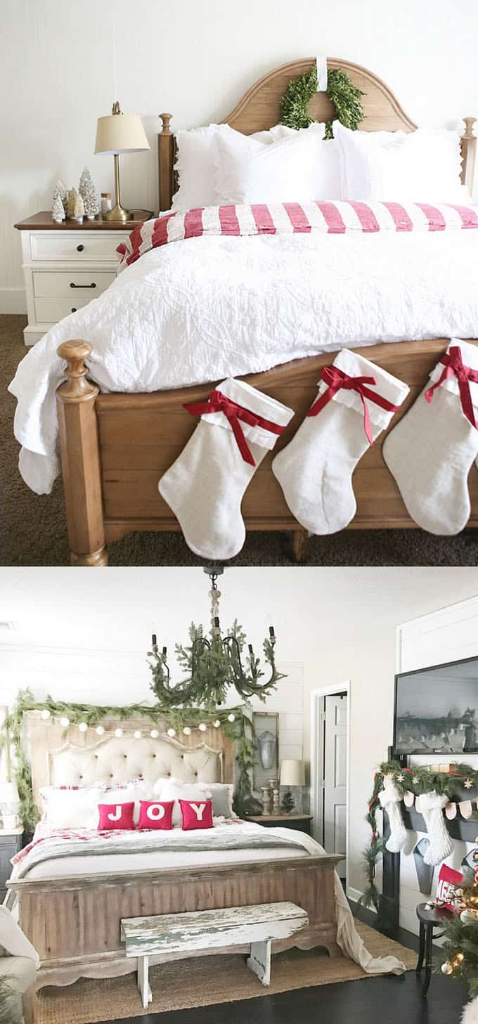 100 favorite christmas decorating ideas every room apieceofrainbow 8 - 100+ Favorite Christmas Decorating Ideas For Every Room in Your Home : Part 2