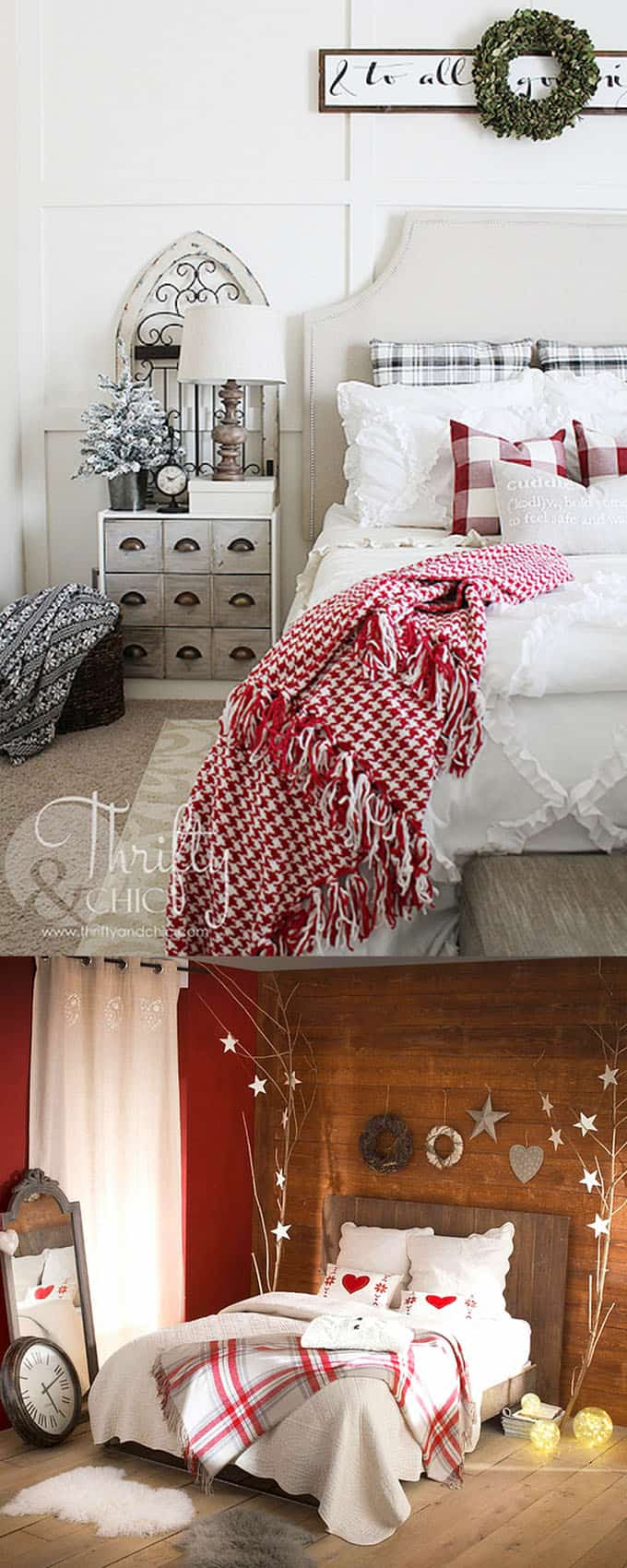 100 favorite christmas decorating ideas every room apieceofrainbow 9 - 100+ Favorite Christmas Decorating Ideas For Every Room in Your Home : Part 2