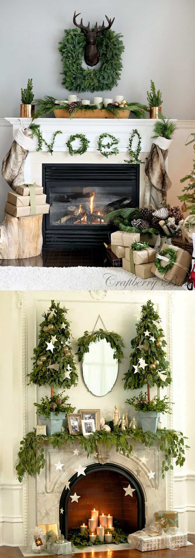 100 Favorite Christmas Decorating Ideas For Every Room In Your Home Part 1 Page 2 Of 2 A