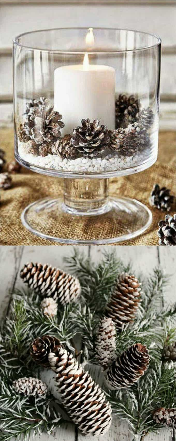 Gorgeous diy thanksgiving christmas table decorations