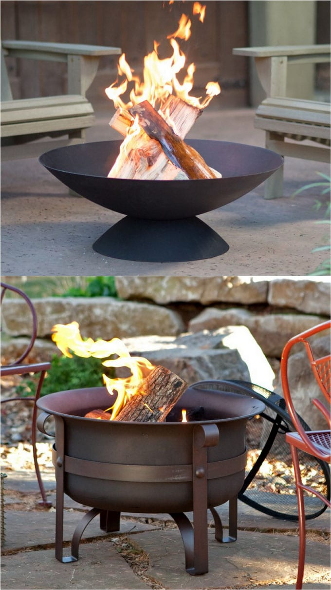 24 Best Fire Pit Ideas to DIY or Buy ( Lots of Pro Tips ...