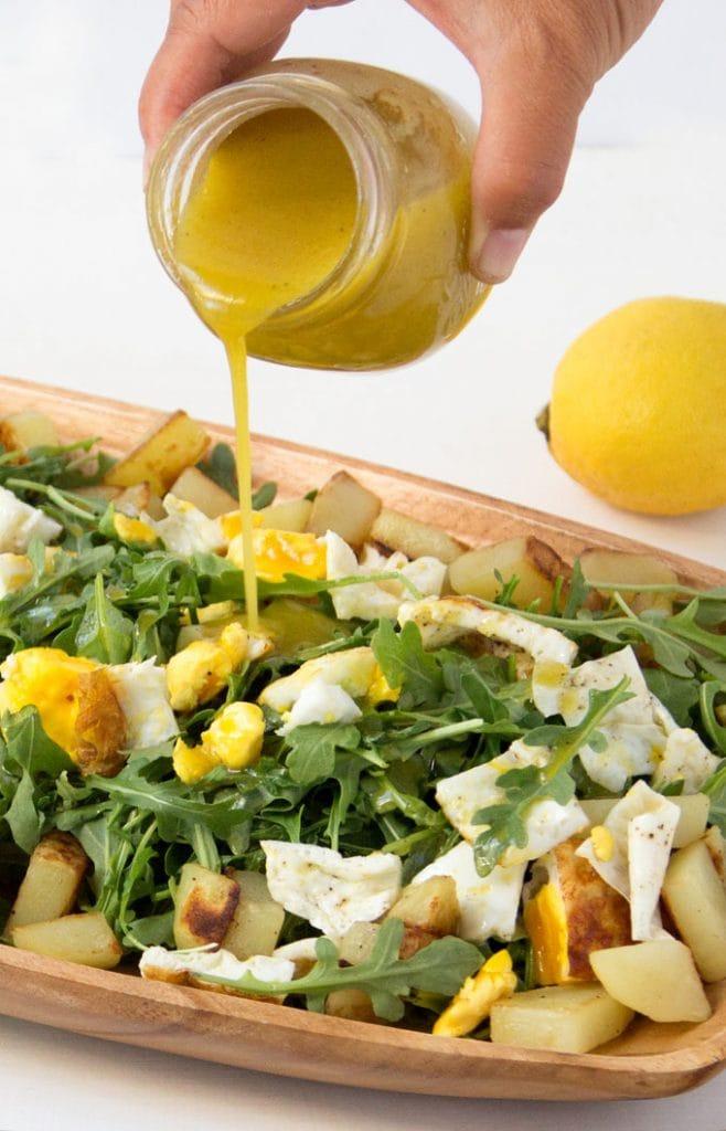 easy delicious potato salad