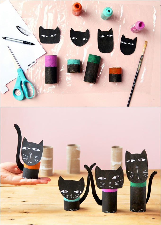 wickedly fun halloween cat decorations   0 easy craft