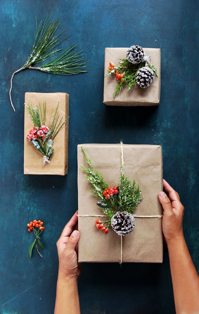 Beautiful Diy Gift Wrapping Ideas For 1 Or Less So Easy A