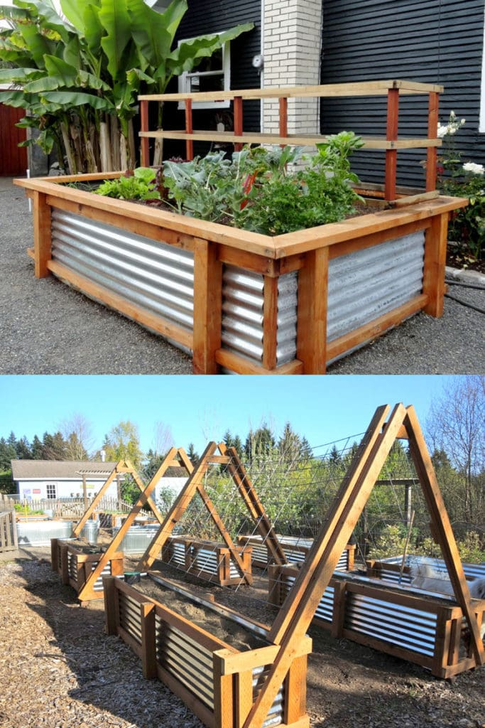28 Best DIY Raised Bed Garden Ideas & Designs - A Piece Of ...