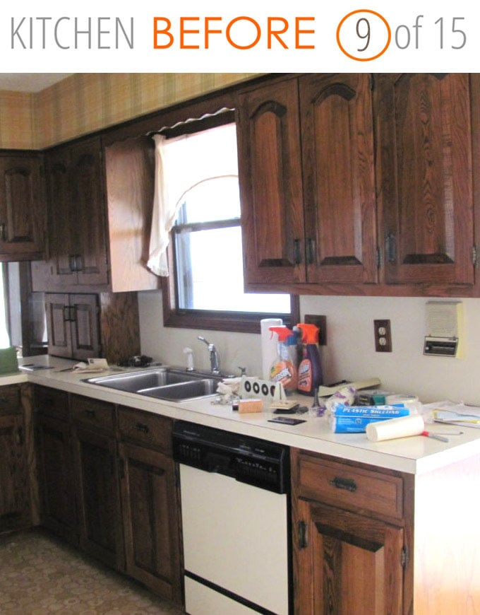 Before And After Small Kitchen: 15 Inspiring Before After Kitchen Remodel Ideas (Must See