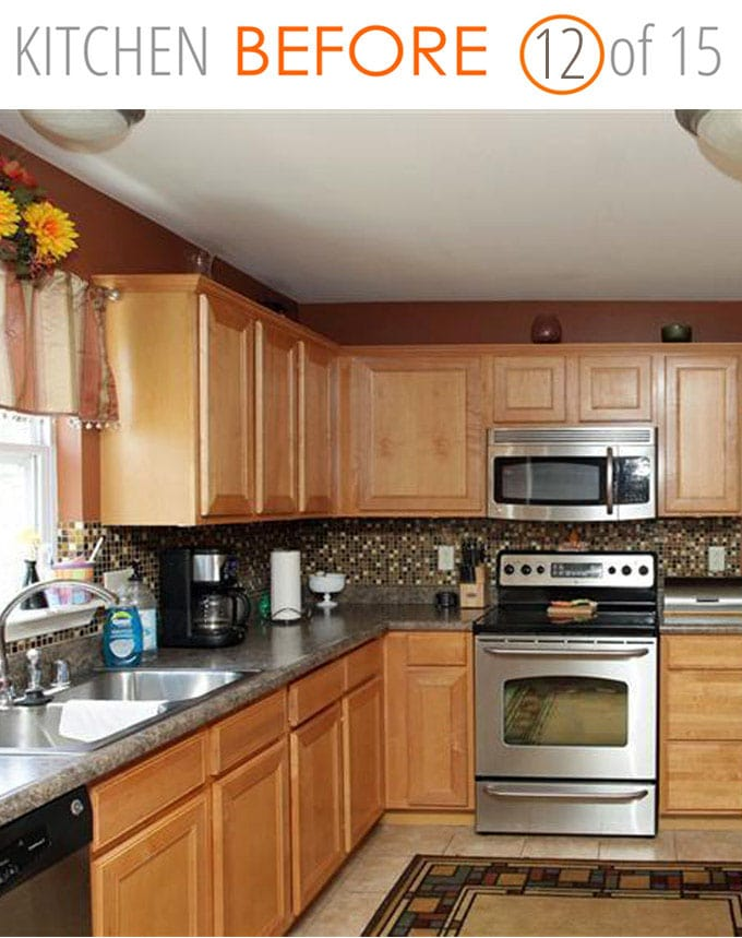 15 Inspiring Before After Kitchen Remodel Ideas Must See A Piece Of Rainbow