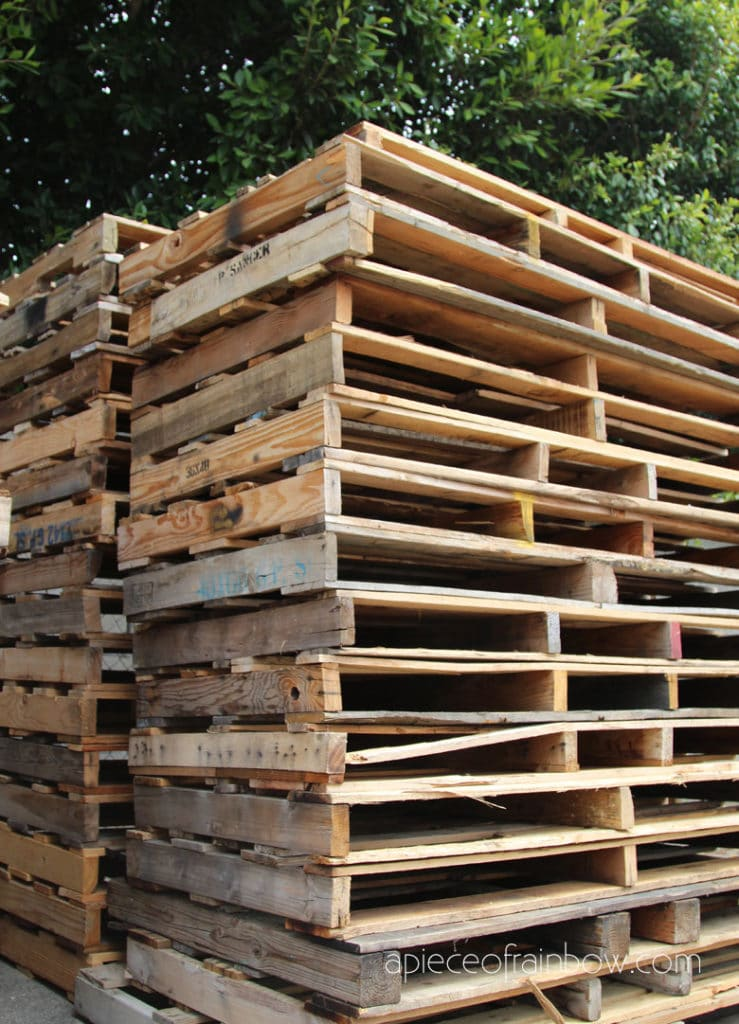 how to find free pallets