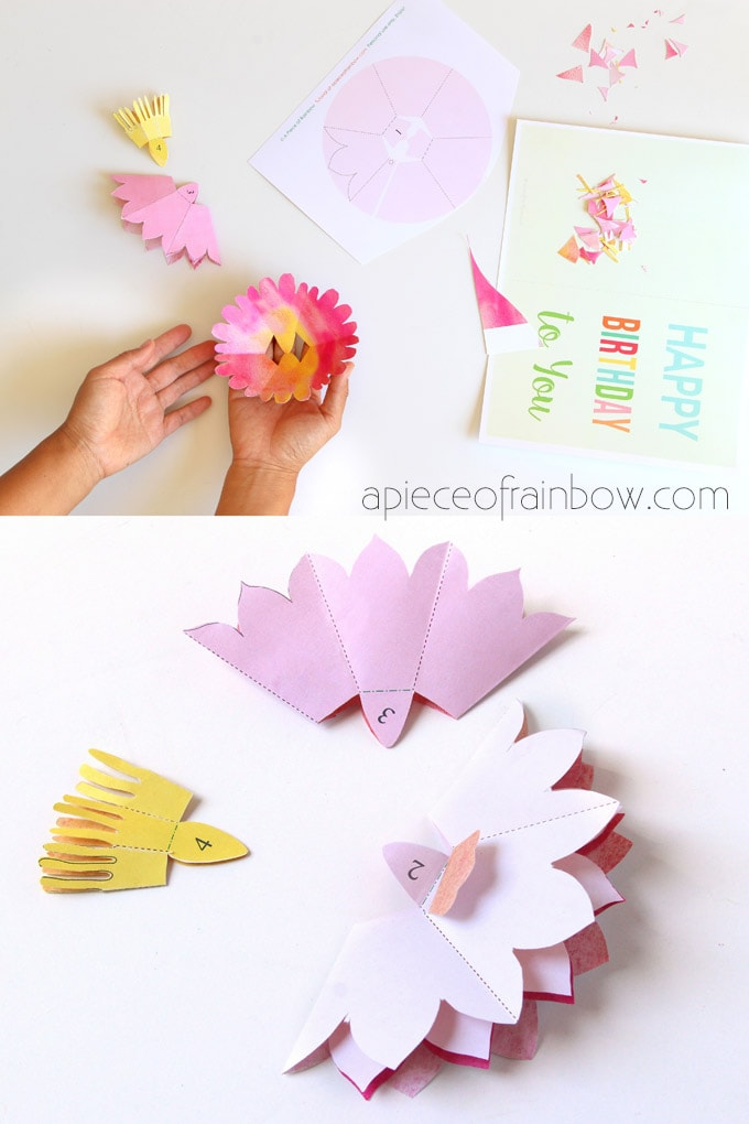 It's just a photo of Free Printable Pop Up Card Templates in handmade