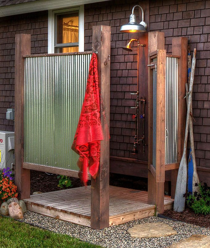 Beautifully Designed Shower Enclosures