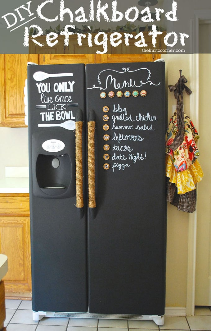 How To Paint A Rusty Refrigerator Door Mycoffeepot Org