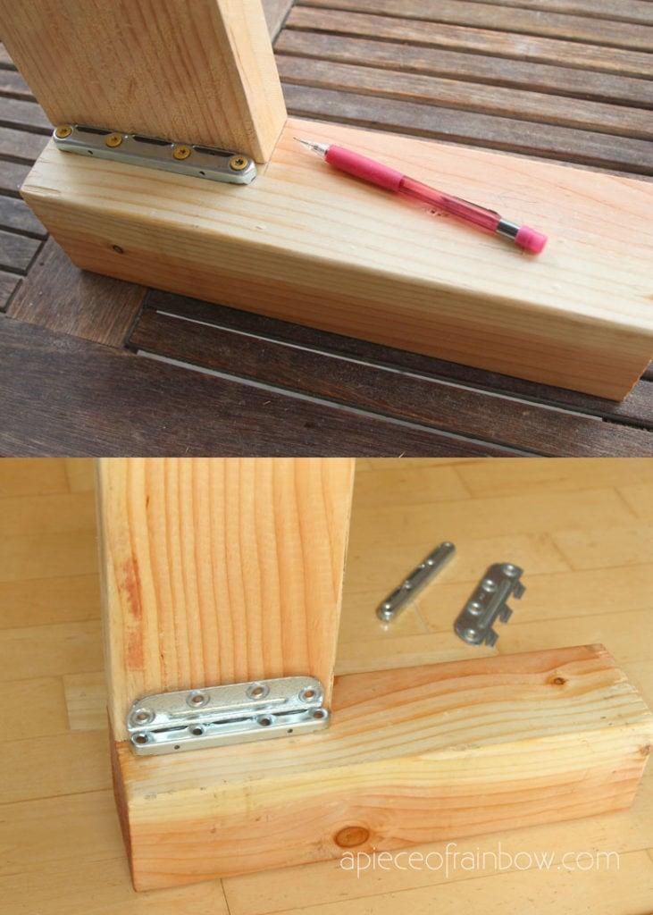 measure bed rail brackets
