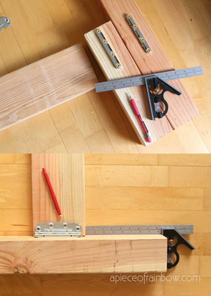 best bed rail brackets : very sturdy and strong