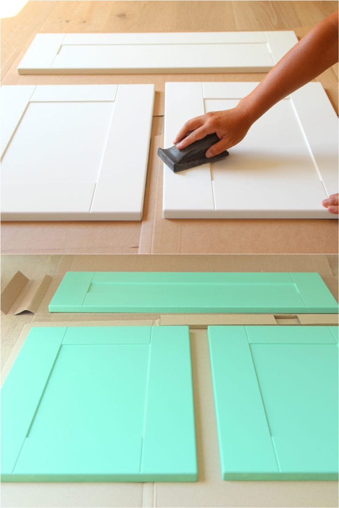 How To Paint Kitchen Cabinets 1 Mistake To Avoid A Piece Of Rainbow