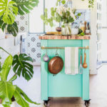 How to prep & paint kitchen cabinets for beginners