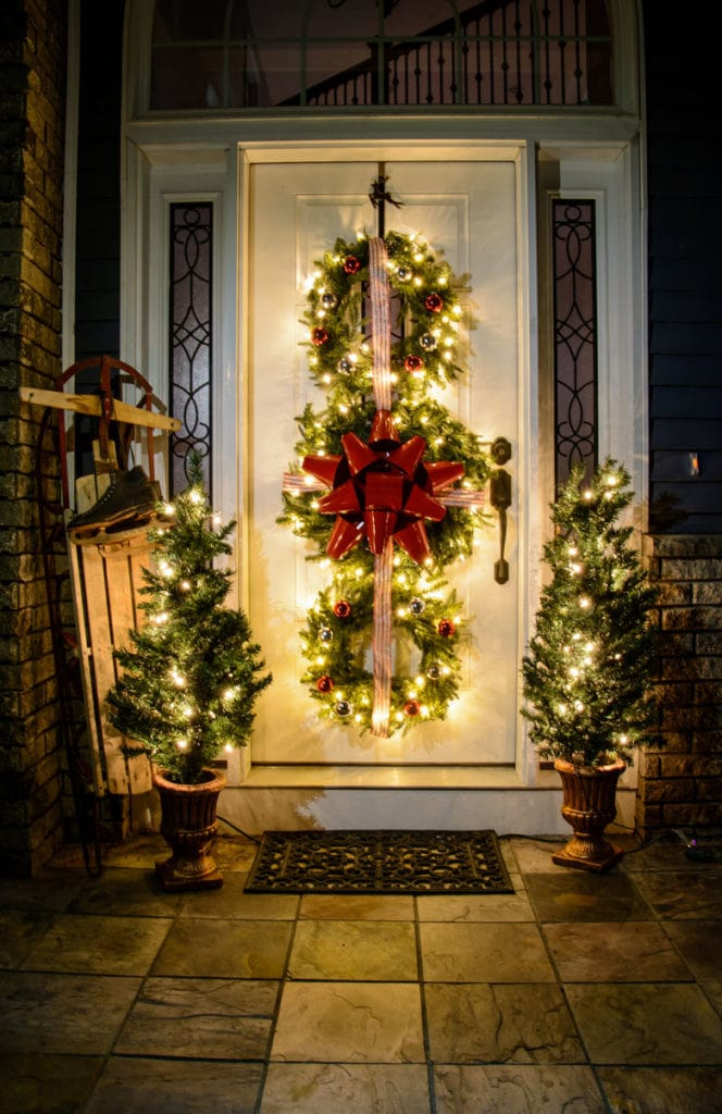 Gorgeous Outdoor Christmas Decorations 32 Best Ideas Tutorials A Piece Of Rainbow