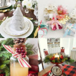 Last minute holiday ideas and tutorials such as fast & easy table decorations, DIY Christmas scents, beautiful gift wrapping, free 2020 calendars, & more!