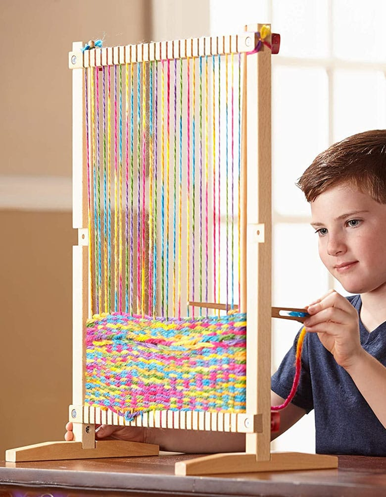 fabric crafts weaving loom