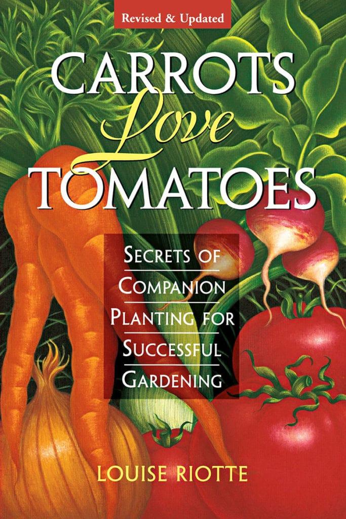 companion planting guide book