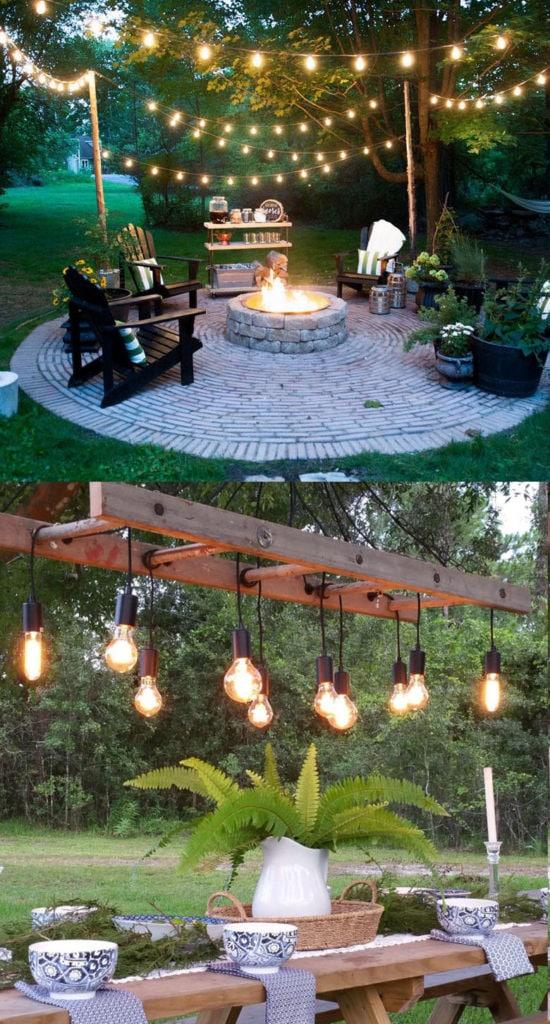 10 Best Outdoor Lighting Ideas & Landscape Design Secrets - A Piece Of Rainbow