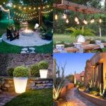 10 best outdoor lighting ideas & pro secrets to design beautiful path, patio, deck, garden & backyard with low voltage LED & solar landscape light fixtures!