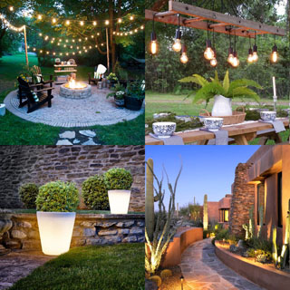10 best outdoor lighting ideas & pro secrets to design beautiful path, patio, deck, garden & backyard with low voltage LED & solar landscape light fixtures!