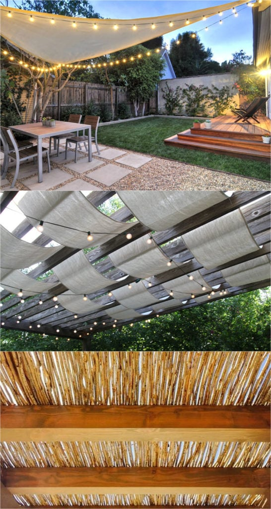 shade structures & patio cover ideas
