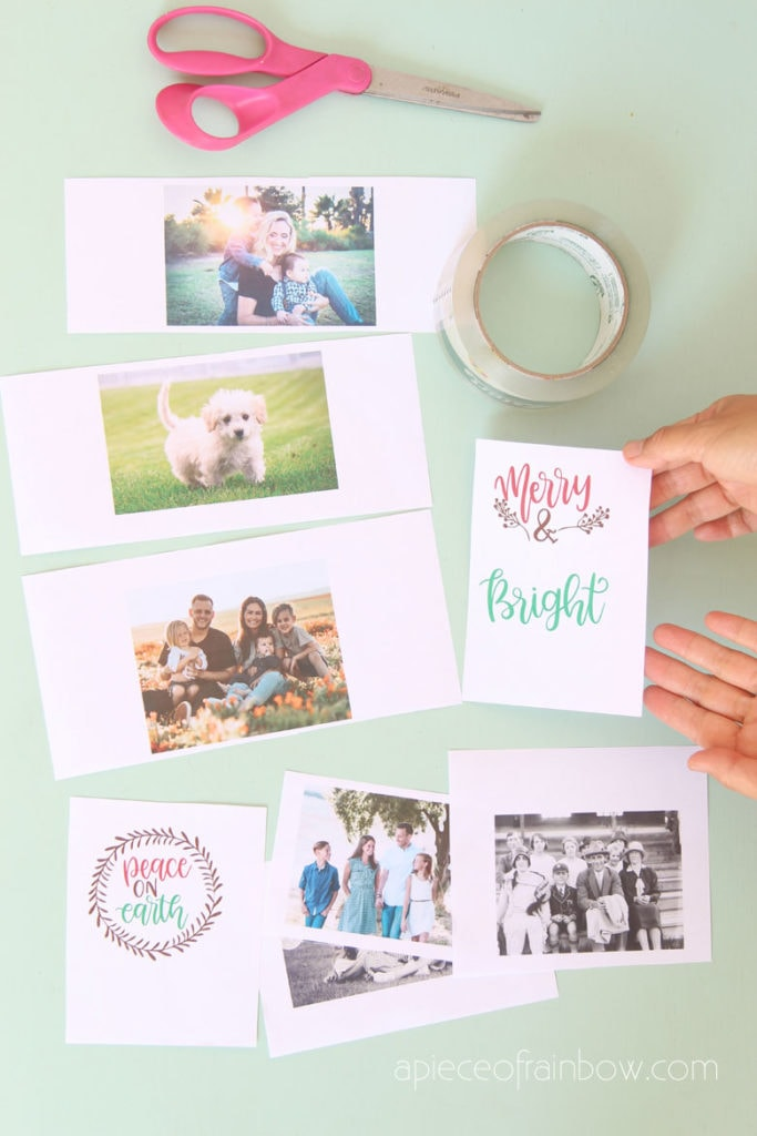 print images for your photo candles