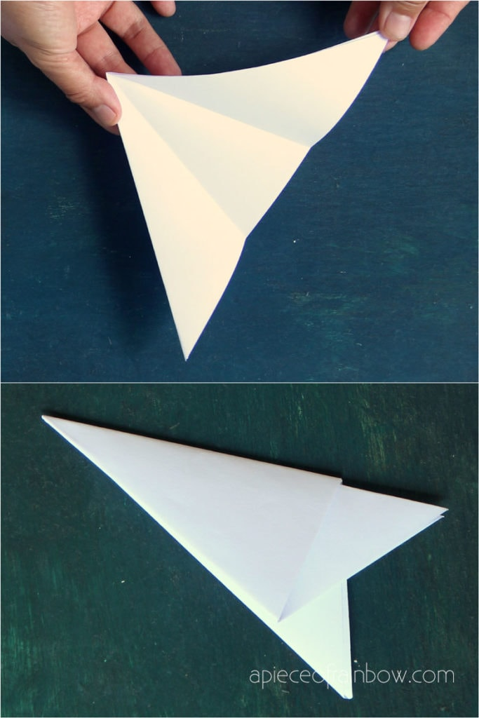 fold  paper snowflakes to cut