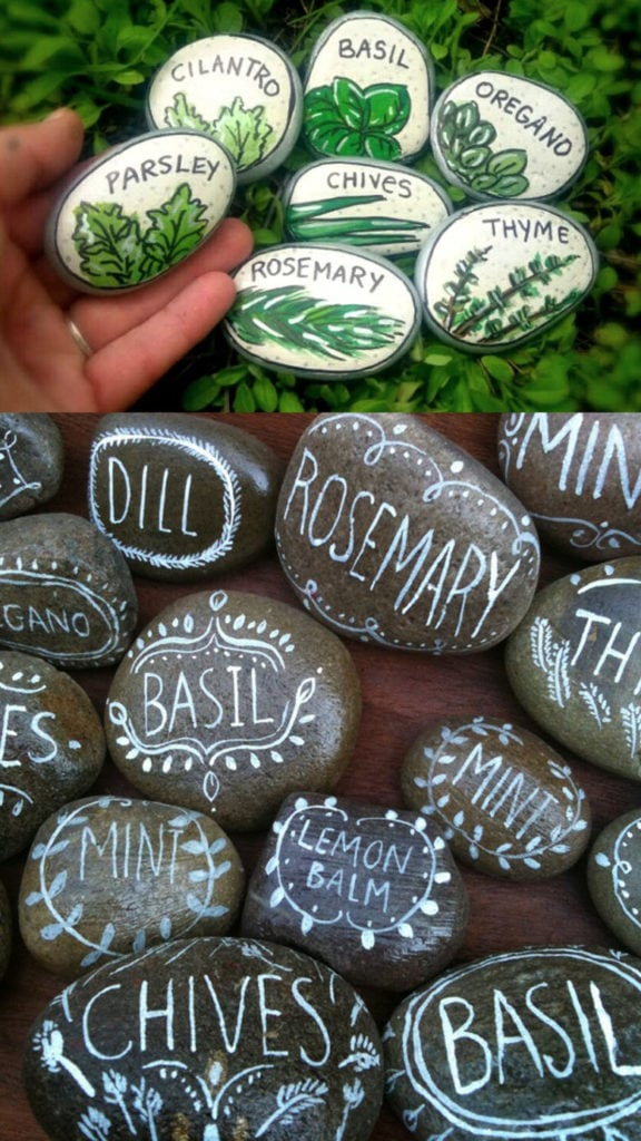 Easy & useful DIY painted rock gifts for mom