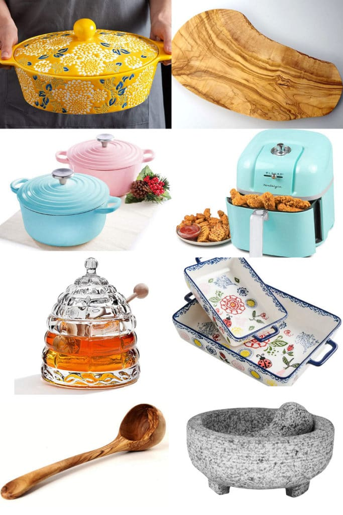 Mother's Days gifts for mom who loves to cook and entertain