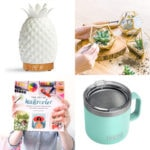 53 best Mother's Day gifts & ideas mom will love! Beautiful, useful, creative, unique, wellness-boosting & personalized gifts for $10 to $50!