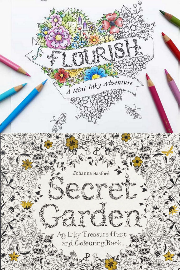 coloring book is best gift for mom