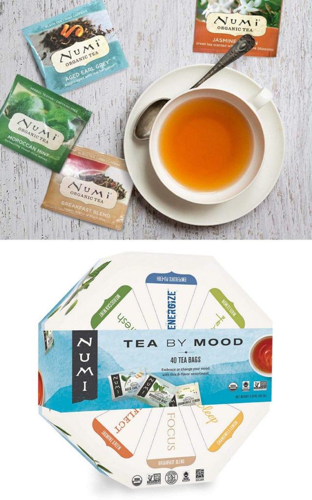Organic Tea  Gift Set for Mom