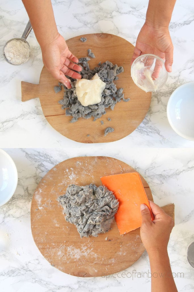 DIY paper mache clay without joint compound.